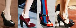 """Офисный стиль: чем разнообразить свой образ в условиях строго """"dress-koda""""?-womens-fashion-shoes-trends-fall-2013-4-jpg"""