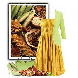 Зеленое +желтое-1379392397_salatovye-tufli-8-jpg