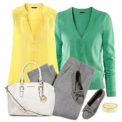Зеленое +желтое-s-chem-nosit-serye-mokasiny-2-jpg