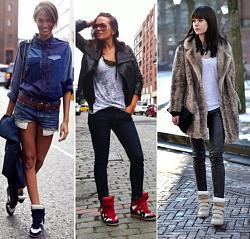 Какую верхнюю одежду подобрать к зимним кросовкам?-krossovki-isabel-marant-s-chem-nosit-1-jpg