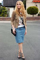 Юбка длиной 3/4 - с чем носить?-18-denim-skirt-jpg