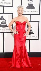 2014 Grammy Awards-pink-2-jpg