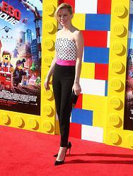 """Премьера фильма """"Лего Фильм 3D"""" в Лос-Анджелесе-elizabet-benks-6-jpg"""
