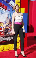 """Премьера фильма """"Лего Фильм 3D"""" в Лос-Анджелесе-elizabet-benks-7-jpg"""