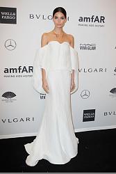 amfAR New York Gala 2014-lili-oldridzh-jpg