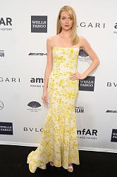 amfAR New York Gala 2014-lindsei-ellingson-1-jpg