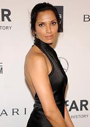 amfAR New York Gala 2014-padma-lakshmi-2-jpg