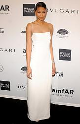 amfAR New York Gala 2014-shanel-iman-2-jpg
