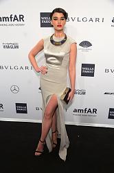 amfAR New York Gala 2014-kristal-renn-jpg