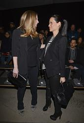 Неделя моды в Нью-Йорке-lyusi-lyu-chelsi-klinton-3-jpg