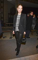 Неделя моды в Нью-Йорке-lyusi-lyu-chelsi-klinton-4-jpg