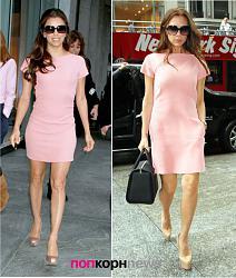 Одинаковые платья на знаменитостях-eva-longoriya-i-viktoriya-bekhem-jpg