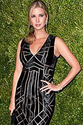 Беременная Иванка Трамп на танцевальном вечере в музее-132846910-jpg