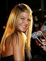 Звездный стиль - Ферджи (Fergie)-11-jpg