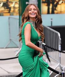 София Вергара на вручении премии Fashion Awards 2013-sofiya-vergara-2-jpg