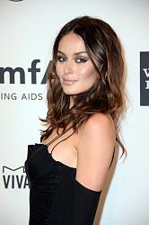 amfAR New York Gala 2014-nikol-trunfio-jpg