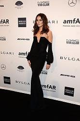 amfAR New York Gala 2014-nikol-trunfio-5-jpg